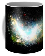 Hubble Birth Of A Galaxy Coffee Mug