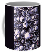 Hubcaps Coffee Mug