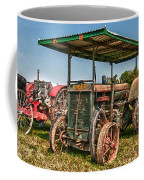 Huber Tractor Coffee Mug