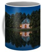Hubertusbrunnen Coffee Mug by John Wadleigh