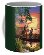 Huck Finn Variant 1 Coffee Mug