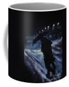 Huddling Through The Storm Coffee Mug