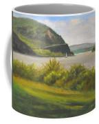 Hudson River At Cold Spring Coffee Mug