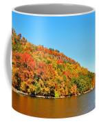 Hudson River Fall Foliage Coffee Mug