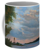 Hudson River Skyscape  Coffee Mug