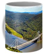 Bear Mountain Bridge Coffee Mug