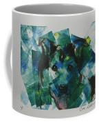 Hued In Coffee Mug
