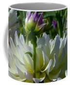 Hues Of Softness Dahlia Coffee Mug