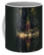 Huff Lake Reflection Coffee Mug