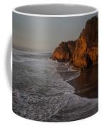 Hug Point Falls Coffee Mug