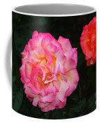 Huge Pink And White Rose...   # Coffee Mug
