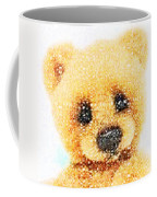 Huggable Teddy Bear Coffee Mug