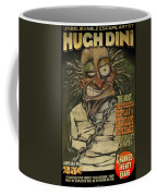 Hugh Dini Poster Coffee Mug