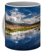 Humboldt Marshes In Spring Coffee Mug