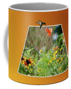 Humming Bird Out Of Bounds Coffee Mug