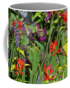 Hummingbird And Crocosmia Lucifer Coffee Mug