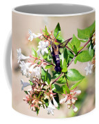 Hummingbird Clearwing Moth Coffee Mug