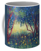 Hummingbird Gardens Coffee Mug