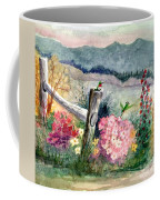 Hummingbird Haven Coffee Mug