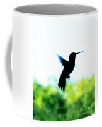 Hummingbird Hover Coffee Mug