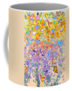 Hummingbird Spring Coffee Mug