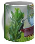 Hummingbird Still Life Coffee Mug