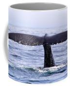 Humpback Fluke Coffee Mug