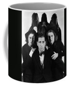 Humphrey Bogart In The Black Legion 1937 Coffee Mug
