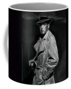 Humphrey Bogart - Pencil Coffee Mug