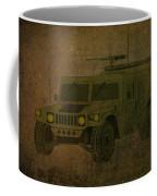 Humvee Midnight Desert  Coffee Mug