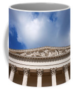 Hungarian National Museum Architectural Details Coffee Mug