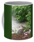 Hungry Bunny Coffee Mug