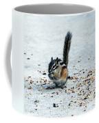 Hungry Chipmunk Coffee Mug