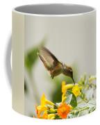 Hungry Flowerbird Coffee Mug