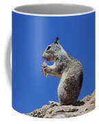 Hungry Ground Squirrel Coffee Mug