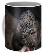 Hungry Leopard Coffee Mug