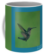 Hungry Little Hummingbird 4 Coffee Mug