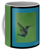 Hungry Little Hummingbird 6 Coffee Mug