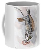 hungry Thrush 1 Coffee Mug