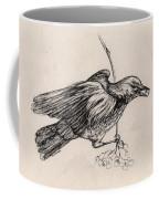 Hungry Thrush 2 Coffee Mug