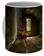 Hunted House In The Daylight Coffee Mug