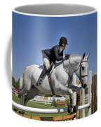 Hunter-jumper I Coffee Mug