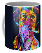 Hunter S Thompson Coffee Mug