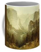 Hunting In Yosemite Coffee Mug
