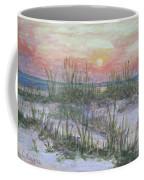 Hunting Island Sea Oats Coffee Mug