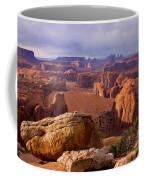 Hunts Mesa Arizona Coffee Mug