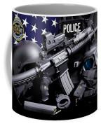 Huntsville Police Coffee Mug