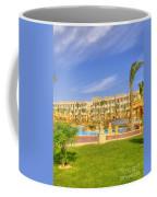 Hurghada Hotel 02 Coffee Mug