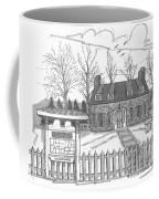 Hurley Historical Society Coffee Mug