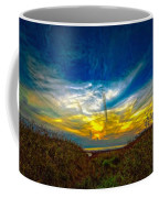 Huron Evening 2 Oil Coffee Mug